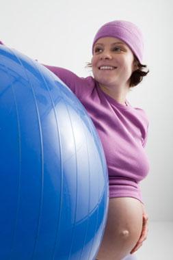 Pilates pro těhotné